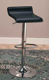 Coaster 120390 Barstool Black