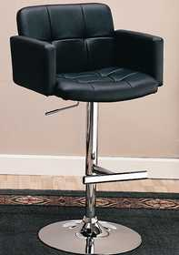 Coaster 120352 Upholstered Bar Chair With Adjustable Height