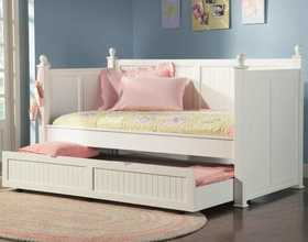Coaster 300026 Classic Twin Daybed With Trundle