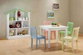Coaster 460235 Table Kids 5pc W/Chairs