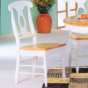 Coaster 4117 Damen Napoleon Dining Side Chair