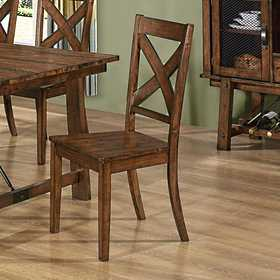 Coaster 103992 Lawson Dining X-Back Side Chair