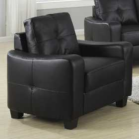 Coaster 502723 Jasmine Bonded Leather Chair
