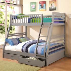 Coaster 460182 Twin Over Full Bunk Bed
