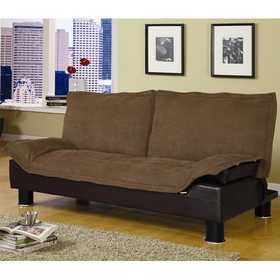 Coaster 300179 Casual Convertible Sofa Bed