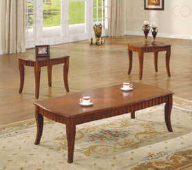 Coaster 700572 3 Pc Table Set
