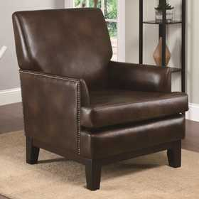 Coaster 900305 Chair Accent W/Nail Head