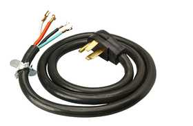 Coleman Cable 090468808 4 Wire Range Cord