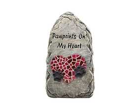 Coleman Cable 91557 Pawprinted Memorial Stone