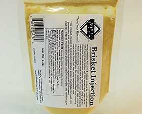 CRAWFORD SUPPLY CO INC 03578 Butcher Bbq Brisket Injection 4 oz
