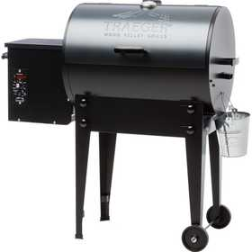 Traeger BBQ155.02 Tailgater Pro Series Grill Blue