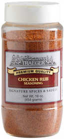 Traeger SPC301 Chicken Rub 13-Oz