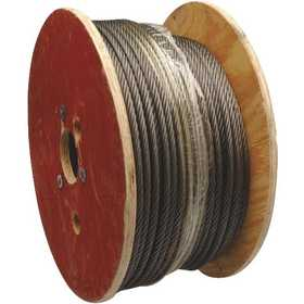 Apex Tool Group 7000497 Cable 1/8 in x 250 ft Coated