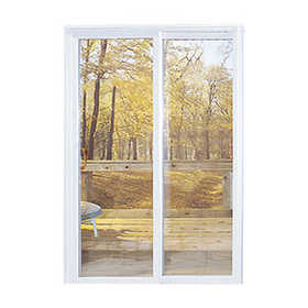 Croft 60PD-6/0 x 6/8 Vinyl Patio Door White D/L 6/0 x 6/8