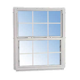 Croft 96-3060 Single Hung Window Insulated Tilt White 9/6 3/0 x 6/0