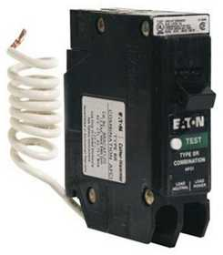 Cutler-Hammer BRCAF115CS 15 Amp Combination Arc Fault Circuit Breaker