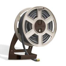 Suncast CPLSTA100J2 Java Tracker Side Hose Reel