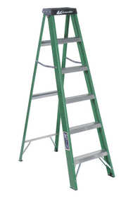 Louisville Ladder FS4007 Fiberglass Type II 7 ft