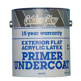 Davis Paint 0.24752 Golden Glow Exterior Latex Primer Gallon