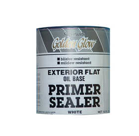 Davis Paint 0.32753 Golden Glow Exterior Oil-Based Primer Quart