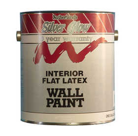 Davis Paint .43112 Silver Glow Interior Paint Latex Flat Pastel Base Gallon