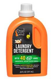 Dead Down Wind 1120 E1 ScentPrevent Triple Action Laundry Detergent 20 Oz