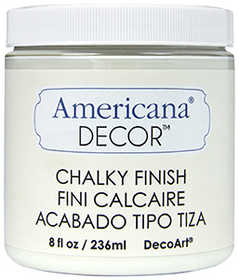 DECOART, INC ADC01-36 Paint Chalky 8 oz Everlasting