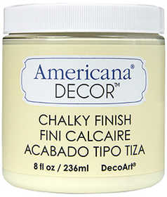 DECOART, INC ADC03-36 Paint Chalky 8 oz Whisper