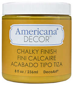 DECOART, INC ADC12-36 Paint Chalky 8 oz Inheritance