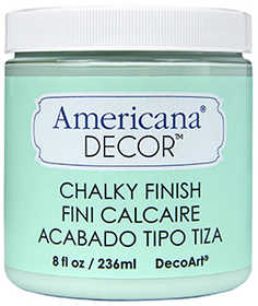 DECOART, INC ADC13-36 Paint Chalky 8 oz Refreshing
