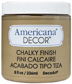 DECOART, INC ADC24-36 Paint Chalky 8 oz Heirloom