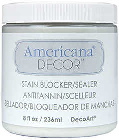 DECOART, INC ADM09-36 Blocker/Sealer Stain 8 oz Clear