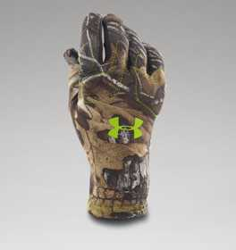 Under Armour 1259228-946-XL Men's Scent Control Gloves Xl