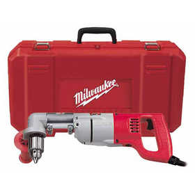 Milwaukee 3107-6 1/2-Inch D-Handle Right Angle Drill Kit