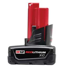 Milwaukee 48-11-2402 M12 Xc High Capacity Redlithium Battery