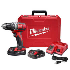 Milwaukee 2606-22CT M18 Compact 1/2 in Drill Driver Kit