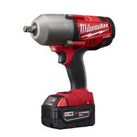 Milwaukee 2763-22 M18 Fuel 1/2 in High Torque Impact Wrench With Friction Ring Kit