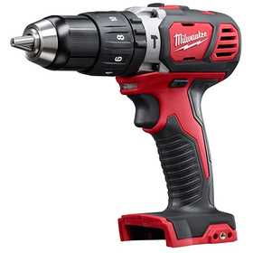 Milwaukee 2607-20 M18 Compact 1/2 in Hammer Drill/Driver (Bare Tool)