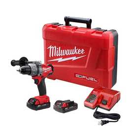 Milwaukee 2603-22CT M18 Fuel 1/2 in Drill/Driver Kit