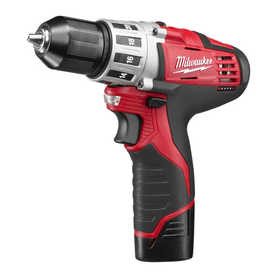 Milwaukee 2410-22 M12 Cordless Lithium-Ion 3/8 in Drill Driver