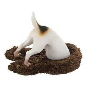Design Toscano QL6522 Terrence The Terrier Digging Pet Dog Statue