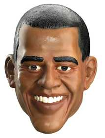 DISGUISE 10587-I Mask Obama Deluxe
