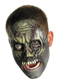 DISGUISE 39343 Mask Chinless Walking Zombie