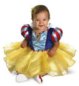 DISGUISE 50487W-I Snow White Classic Infant