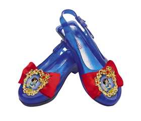 DISGUISE 59285 Snow White Sparkle Shoes