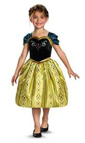 DISGUISE 76903K Anna Coronation Gown Classic