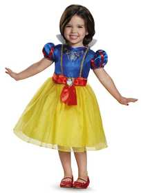 DISGUISE 82911L Snow White Toddler Classic