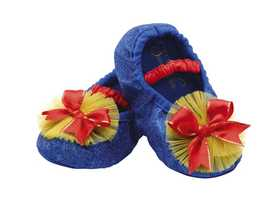 DISGUISE 83871 Snow White Toddler Slippers
