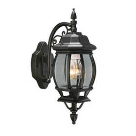 Design House 505545 Light Downlight Outdoor Canterbury Black