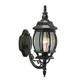 Design House 505537 Light Up Outdoor Canterbury Black